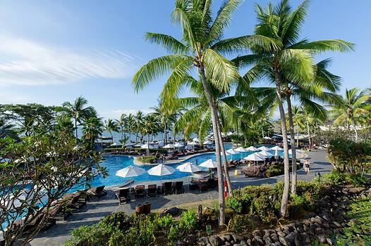 The RCSA conference location in Fiji